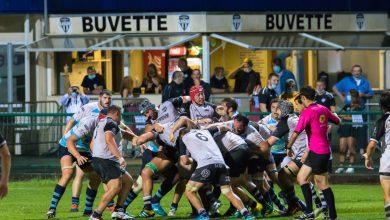 Photo de Dans les coulisses d'un match de l'USB rugby