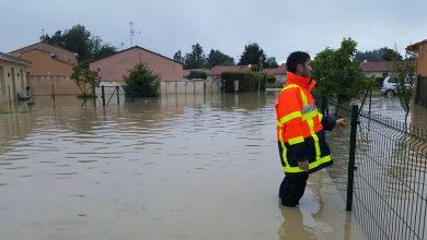 Photo de Ils vivent dans la peur des inondations