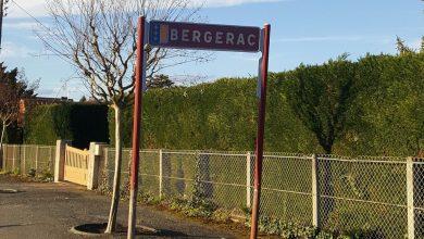 Photo de Bergerac n'est plus une ville fleurie