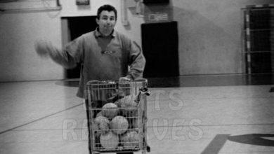 Photo de Roland Dubos, le handball bergeracois