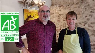 Photo de Une cuillère pour Maman, premier restaurant certifié bio à Bergerac.