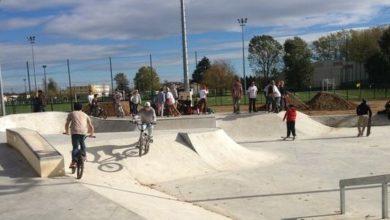 Photo de Le succès jamais démenti du skate park à Bergerac.