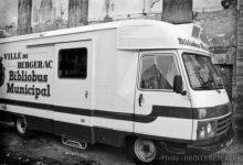 Photo de Souvenir : le bibliobus des écoles de Bergerac.