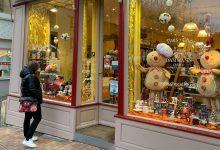 Photo de De belles vitrines pour Noël à Bergerac (en images).