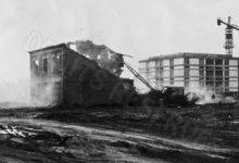 Photo de Souvenir : la construction du boulevard Jean Moulin