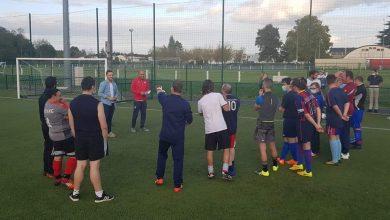 Photo de Quand le Football se joue des différences à Bergerac
