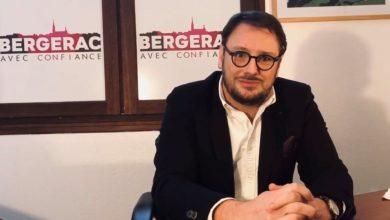 Photo de [Vidéo] Fabien RUET présente des vœux de patience et de santé aux Bergeracois .
