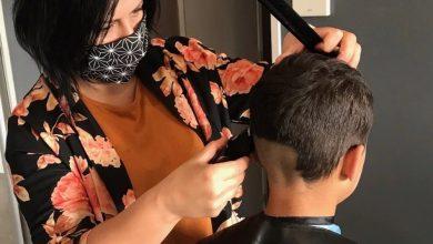 Photo de Une coupe de cheveux gratuite pour retrouver le moral à Bergerac