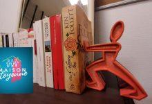 Photo de Une bibliothèque solidaire de prêt à la Maison citoyenne.