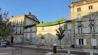 Photo de Une démolition sans concertation
